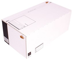 Postpakketbox 6 CleverPack 485x260x185mm wit