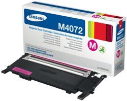Tonercartridge Samsung CLT-M4072S rood