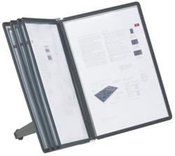 Bureaustandaard Durable 5540 Sherpa Soho met 5-tassen zwart