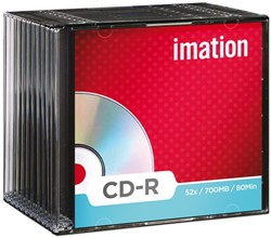 Recordable cd's