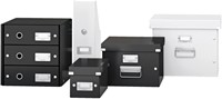 Dvd Box Leitz WOW Click & Store 206x147x352mm wit-1