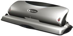Perforator Rexel V425 4-gaats 25vel zilvergrijs/ zwart