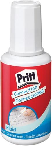 Correctievloeistof Pritt Correct-it 20ml blister