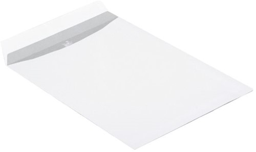Envelop Hermes akte C4 229x324mm wit 25stuks-3