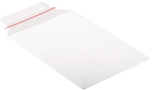 Envelop CleverPack B4 250x353Mm karton wit 5stuks-2