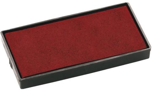 Stempelkussen Colop 6E/40 rood-2