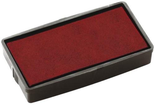 Stempelkussen Colop 6E/200 rood-2