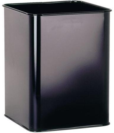 Papierbak Durable 3315-01 18,5 liter vierkant 32x24cm zwart
