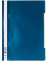 Snelhechter Durable A4 PP blauw