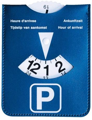 Parkeerschijf Kangaro blauw