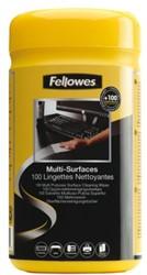 Reiniger Fellowes doekjes dispenser 100stuks