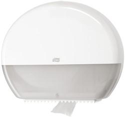 Dispenser Tork T1 554000 jumbo toiletpapierdispenser wit
