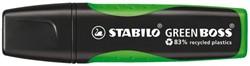 Markeerstift STABILO Green Boss 6070/33 groen