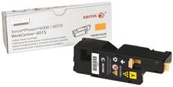 Tonercartridge Xerox 106R01629 geel