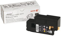 Tonercartridge Xerox 106R01630 zwart