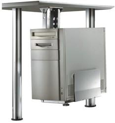CPU houder Newstar D200 30kg zilver