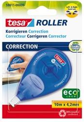 Correctieroller Tesa Sideway 4.2mm op blister