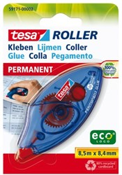 Lijmroller Tesa Eco permanent op blister