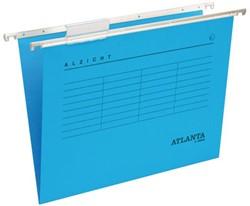 Hangmap Alzicht A6620-256 folio V-bodem blauw
