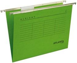 Hangmap Alzicht folio V-bodem groen