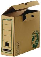 Archiefdoos Bankers Box Earth 100mm bruin-2