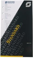 Agendavulling 2019 Succes calendarium standaard 7 dag/2 pag
