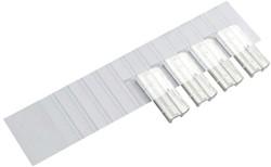 Ruiters voor Alzicht hangmappen 65mm transparant