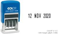 Datumstempel Colop S120 mini-dater 4mm frans-2