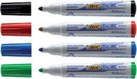 Viltstift Bic 1701 whiteboard rond rood 1.4mm-2