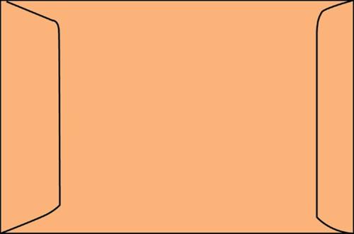 Envelop akte 230x310mm zelfklevend 90gr bruin 250stuks-2