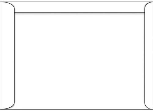 Envelop Quantore akte EB4 262x371mm zelfklevend wit 250stuks-3