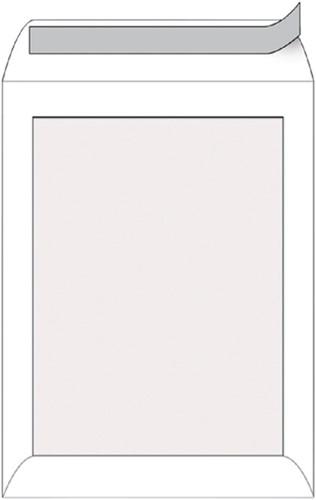 Envelop Quantore bordrug P185 185x280mm zelfkl. wit 100stuks-2