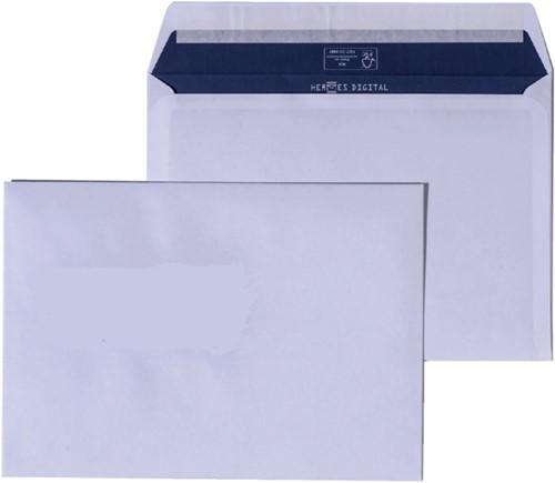 Envelop Hermes Digital EA5 156x220mm zelfklevend wit 500stuk-3