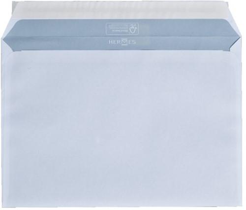 Envelop Hermes bank EA5 156x220mm zelfklevend wit 500stuks-2