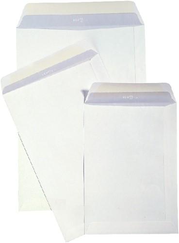 Envelop Quantore akte EB4 262x371mm zelfklevend wit 250stuks-2