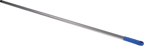 Mopsteel King aluminium met schroefdraad 1.50m blauw-2