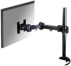 """Monitorarm Newstar D960G 10-30"""" op voet zwart"""