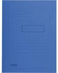 Dossiermap Exacompta Forever 290gr 2kleppen blauw