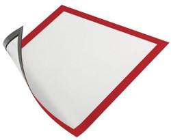 Duraframe Durable 486903 magnetisch A4 rood