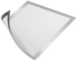Duraframe Durable 486923 magnetisch A4 zilvergrijs