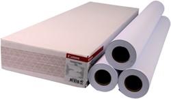 Inkjetpapier Canon 914mmx50m 80gr standaard