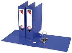 Ordner Quantore A4 80mm PP blauw