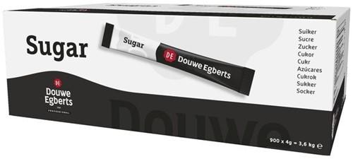Suikersticks Douwe Egberts 4gr 900 stuks-1