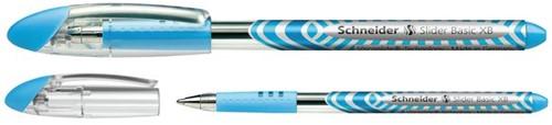 Rollerpen Schneider Slider basic XB 0.6mm lichtblauw