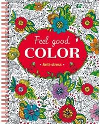 Kleurboek Deltas volwassenen feel good anti-stress