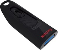 USB-stick 3.0 Sandisk Cruzer Ultra 16GB-3