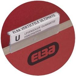 Ruiters Elba tbv vertifile hangmappen 65mm transparant