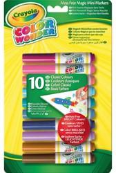 Viltstift Crayola Color Wonder mini assorti