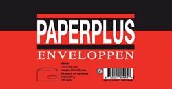 Dienstenenvelop Paperplus M 292030 venster rechts