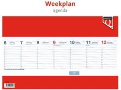 Weekplanagenda 2021 Quantore